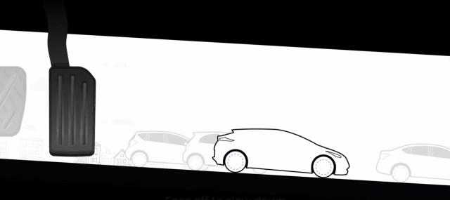 """Новые Nissan LEAF оснастят """"умной"""" педалью - и для газа, и для торможения"""