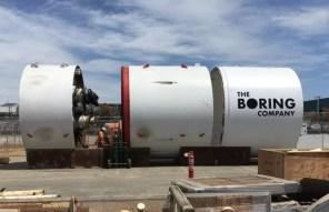 Маску разрешили пробурить огромный тоннель под Лос-Анджелесом