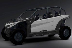 Nikola Motors показали финальную версию электрического вездехода Zero