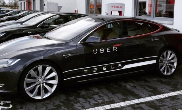 Маску предложили стать главой Uber и Tesla одновременно