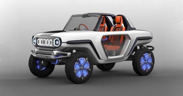 Suzuki покажет электрического преемника культового Jimny