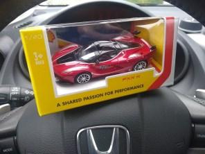 Акция от Shell с машинками Ferrari: хитрые советы, как собрать коллекцию быстрее