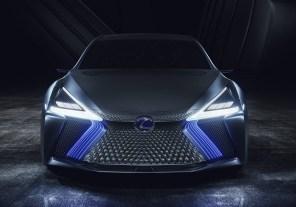 Он восхитителен: Lexus показал флагман LS+ Concept без боковых зеркал
