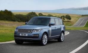 Range Rover выпустили гибридный кроссовер с запасом хода 51 километр на чистом электричестве