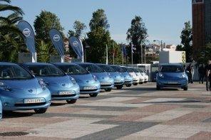 В Раде хотят приравнять электромобили к маршруткам и троллейбусам