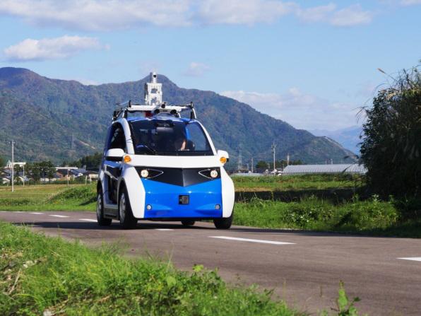 Panasonic впервые выведет свой автопилот на дороги общего пользования