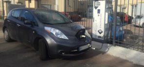 ElectroCars открыли скоростную электрозаправку для всех желающих. Круглосуточно