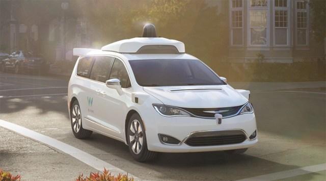 Автопилоты Waymo будут ездить без водителя