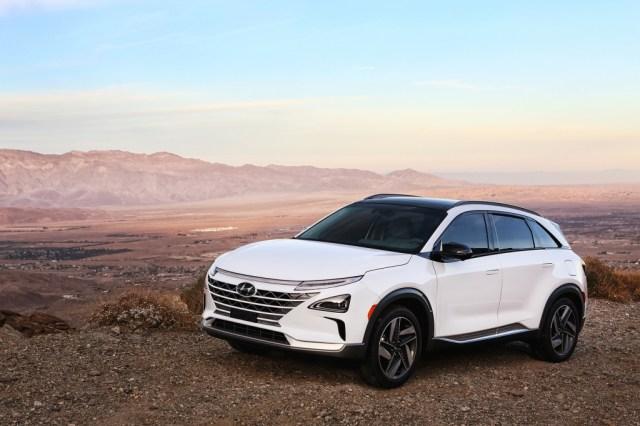 Hyundai придумал название для нового водородного кроссовера с запасом хода 595 км