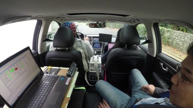 Мозг управляет автомобилем: Nissan продемонстрировал технологию Brain-to-Vehicle на новом Nissan LEAF