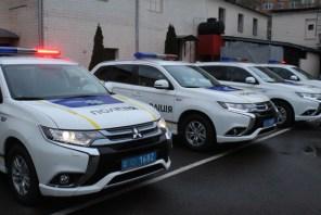 Гибридные кроссоверы Mitsubishi Outlander PHEV доехали до Одессы