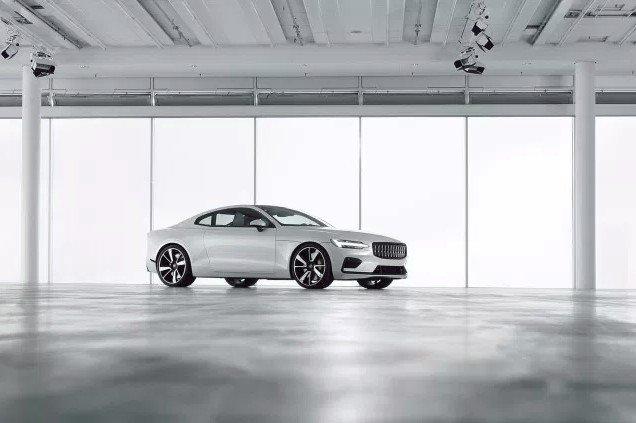 """""""Дочка"""" Volvo - Polestar - приготовила сразу два новых электромобиля"""