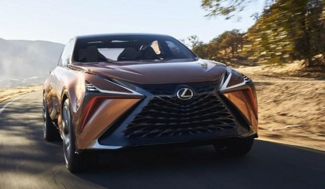 Японцы представили автопилотируемый концепт Lexus LF 1 Limitless на электротяге и водороде