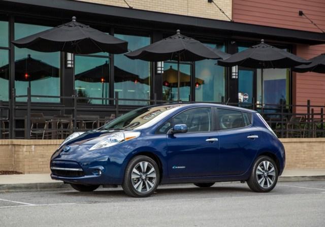 Электромобиль Nissan LEAF теряет 78% стоимости за 5 лет. Украинцы в плюсе