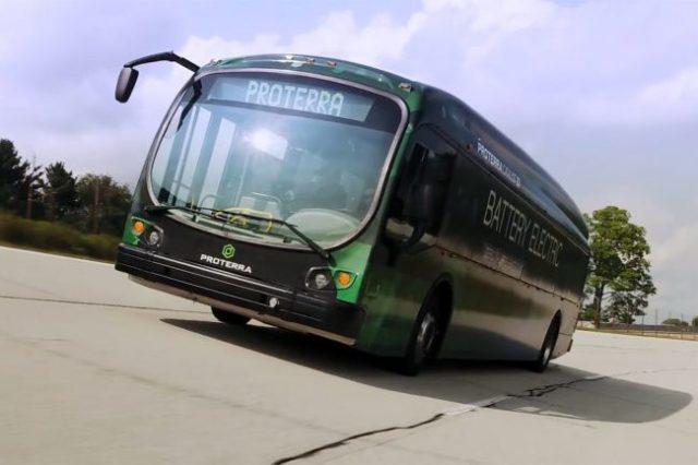 Столице предлагают перейти на электробусы: на сайте Киевсовета появилась петиция