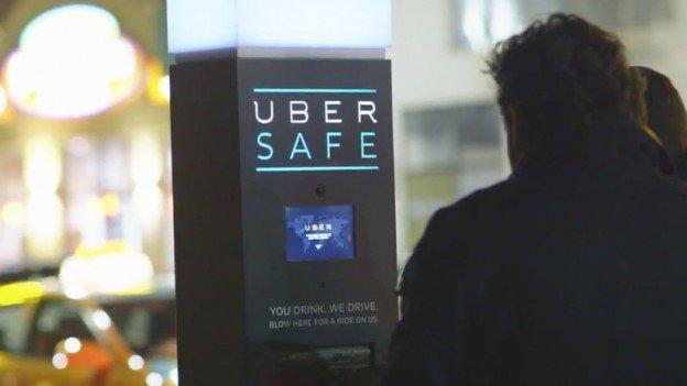 """""""Антибандит"""" и велопрокат: Uber расширяет список функций и услуг"""