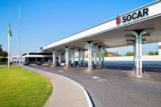 Спрос на электрозаправки в сети АЗК SOCAR вырос на 50% с начала года