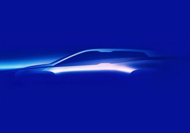 BMW показали первое изображение беспилотного электромобиля iNEXT