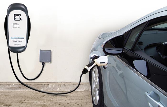 Производители зарядных станций для электромобилей