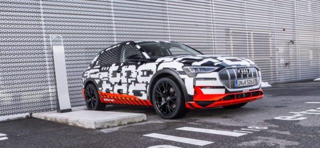 Дизельгейт ударил по электромобилям: Audi перенесли анонс e-tron quattro