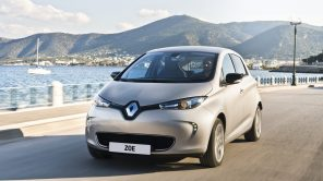 Renault ZOE возглавил топ-10 автомобилей на электротяге на вторичном рынке