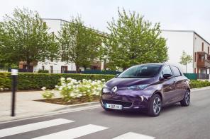 Renault запустит в Париже сервис по прокату электромобилей