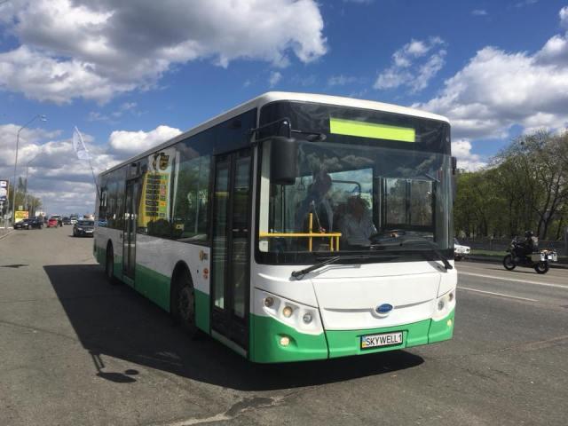 ОБНОВЛЕНО: Skywell стали НЕ первыми сертифицированными электробусами в Украине