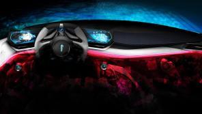 Pininfarina показали интерьер электрического гиперкара PF0