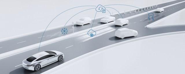 Bosch создает погодный сервис для беспилотных автомобилей