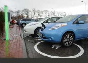 """Путь в ЕС: Украина и Молдова создадут """"зеленый коридор"""" для электромобилей"""