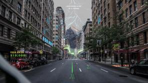 Hyundai разработает навигационную систему с дополненной реальностью совместно с WayRay
