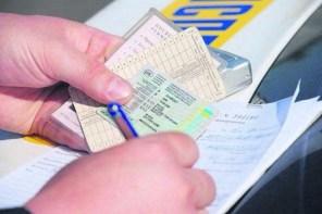 Почин: Украинским водителям не нужно будет возить с собой права и техпаспорт
