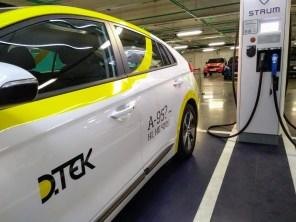 STRUM подвели итоги работы сети электрозаправок за два месяца