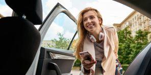 Uber озвучил ТОП-5 направлений, куда ездили пассажиры в Киеве, Львове и Одессе этим летом