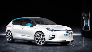 Хэтчбек Citroen C4 вернётся на рынок в виде электромобиля