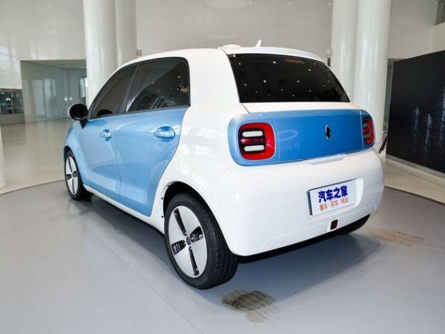Great Wall представил городской электромобиль за $14 000 с внушительным запасом хода