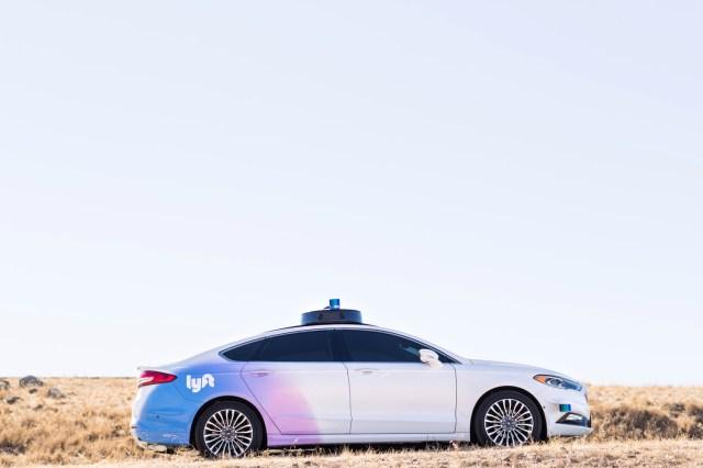 Lyft разработала собственный автопилот на базе гибридного Ford Focus