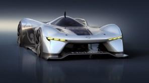 Меньше 2 секунд до 100 км/ч: опубликованы характеристики электроболида Holden Time Attack