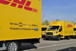Ford начал выпускать электрогрузовики для немецкого почтового гиганта DHL