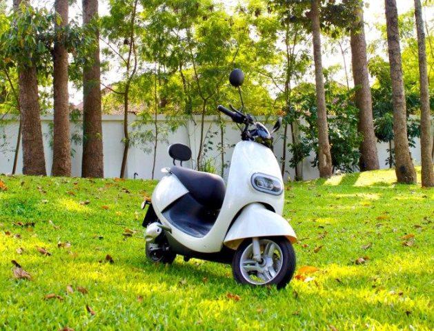 Из Азии на мировой рынок: электромопед SWAG за $1200 сможет проехать 70 км на одном заряде