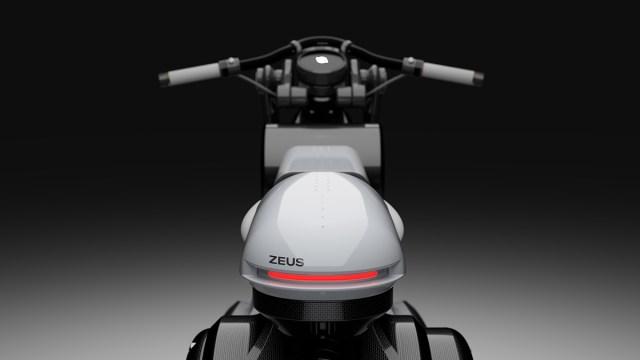 Сумасшедшее совершенство: Curtiss показал электробайк Zeus с разгоном до сотни за две секунды