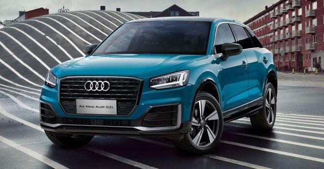 Audi озвучила дату выхода на рынок электрокроссовера Q2L e-tron: опубликованы первые фото