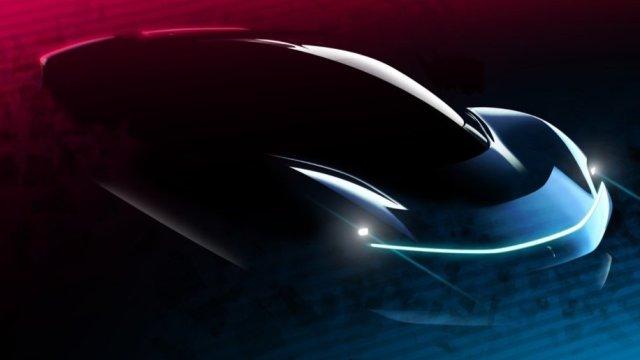 Pininfarina опубликовала первые фото своего электрического гиперкара PF0 стоимостью 1,7 млн фунтов