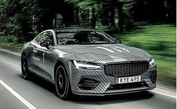 Polestar готовится к выпуску трех электромобилей, которые составят конкуренцию Tesla