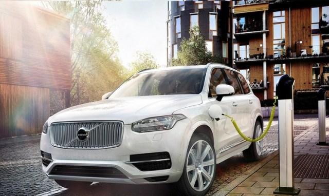Volvo объединился с китайским конкурентом Google для разработки беспилотного электромобиля