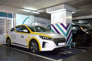 ДТЭК начал перевод региональных автопарков на электромобили