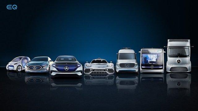 20 млрд долларов на аккумуляторы: Daimler готовится к массовому производству гибридов и электромобилей