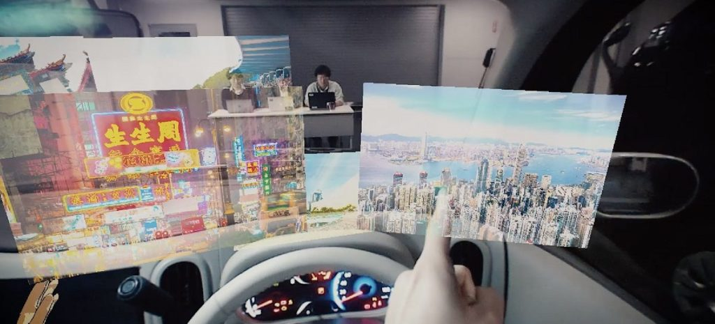 Nissan узнает все о привычках водителей и наделит их суперспособностями