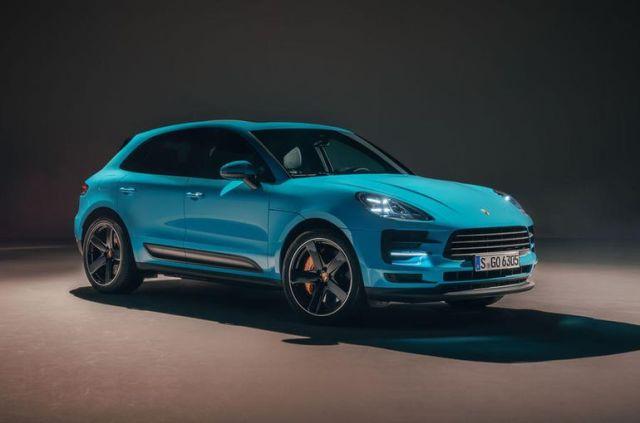Porsche выпустит электрокроссовер на базе Macan: все, что известно о модели