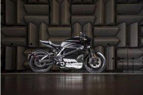 Готовьте $30 000: Harley-Davidson начнет прием заказов на свой электробайк